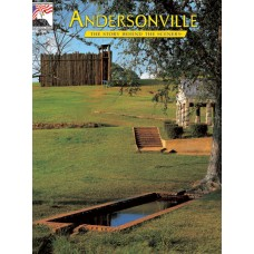 Cover image of national park book featuring Andersonville