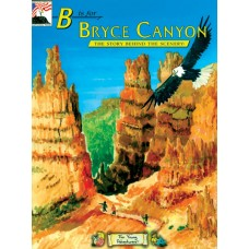 Cover image of children's book featuring Bryce Canyon