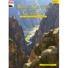 Cover image of national park book featuring Black Canyon of Gunnison