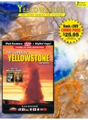 Yellowstone Book/DVD Combo