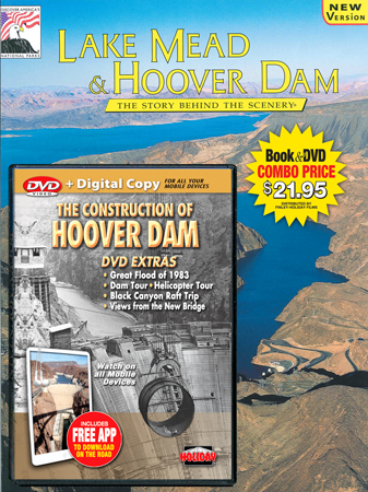 Lake Mead & Hoover Dam Book/DVD Combo