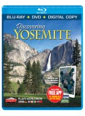 Discovering Yosemite Blu-ray Combo Pack