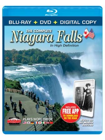 Niagara Falls, Blu-ray/DVD Combo Pack