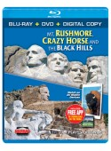 Mt. Rushmore, Crazy Horse & The Black Hills, Blu-ray Combo Pack