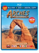 Arches National Park Blu-ray Combo Pack
