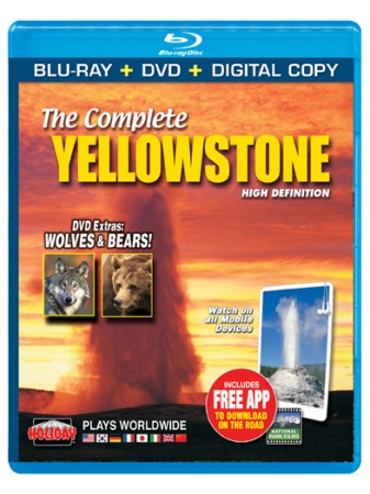 Yellowstone Blu-ray Combo Pack