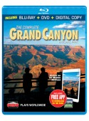 Grand Canyon National Park, Blu-ray Combo Pack