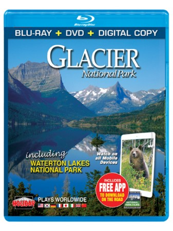 Glacier National Park, Blu-ray Combo Pack