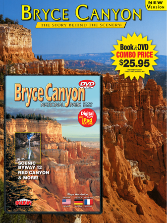 Bryce Canyon Book/DVD Combo