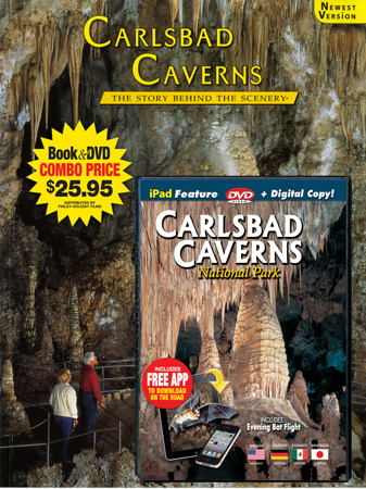 Carlsbad Caverns Book/DVD Combo