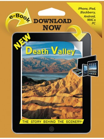 Death Valley - The Story Behind the Scenery  eBook