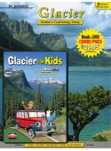Glacier & Glacier for Kids DVD Book/DVD Combo