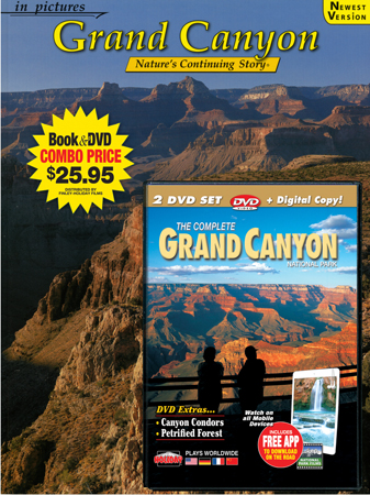 Grand Canyon IP Book/DVD Combo