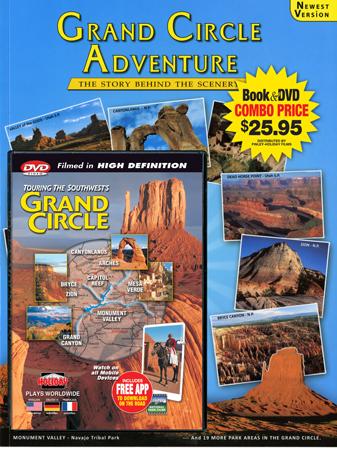 Grand Circle Book/DVD Combo