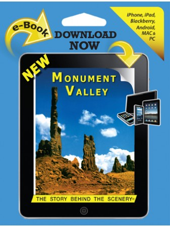 Monument Valley - The Story Behind the Scenery  eBook