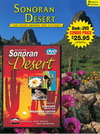 Sonoran Desert Book/DVD Combo