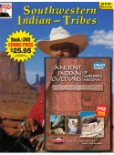 Southwestern Indian Tribes  & Ancient Indian Culture DVD  Book/DVD Combo
