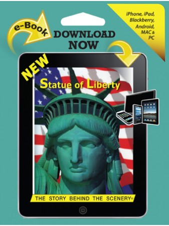 Statue of Liberty  - The Story Behind the Scenery  eBook