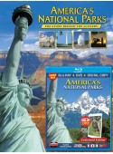 America's National Parks Book/ America's National Parks Blu-ray Combo