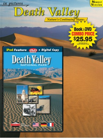 Death Valley Book/DVD Combo