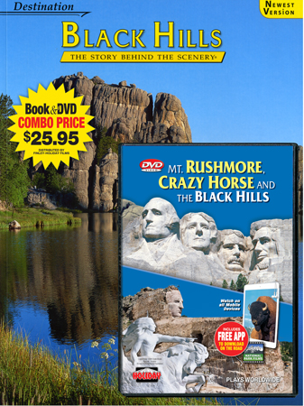 Black Hills Book/DVD Combo