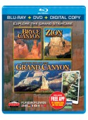 Bryce, Zion and North Rim Blu-ray Combo Pack