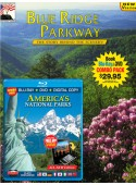 Blue Ridge Parkway Book/ America's National Parks Blu-ray Combo