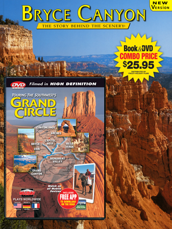 Bryce Canyon, Grand Circle Book/DVD Combo