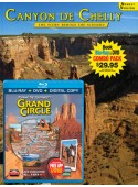 Canyon de Chelly Book/Grand Circle Blu-ray Combo