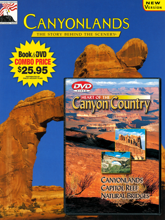 Canyonlands & Canyon Country Book/DVD Combo