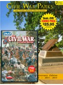 Civil War Parks Book/DVD Combo