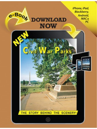 Civil War Parks - The Story Behind the Scenery  eBook
