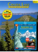 Crater Lake Book/ America's National Parks Blu-ray Combo