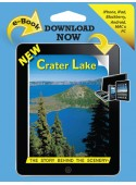 Crater Lake - The Story Behind the Scenery  eBook