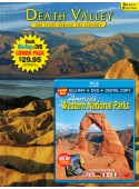 Death Valley Book/ Western National Parks Blu-ray Combo