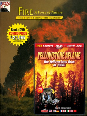 Fire a Force of Nature Book/DVD Combo