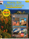 Grand Canyon North Rim Book/DVD Combo