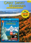 Great Smoky Mountains Book/America's National Parks Blu-ray Combo