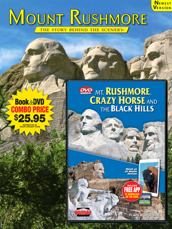 Mount Rushmore Book/DVD Combo