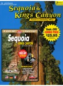 Sequoia & Kings Canyon IP  Book/DVD Combo