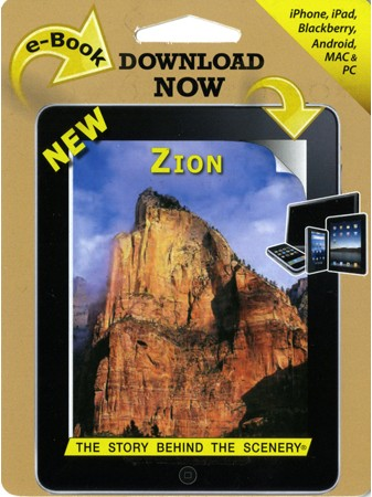 Zion  - The Story Behind the Scenery  eBook